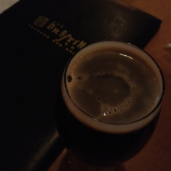 Yard's Tavern Porter - The Drafting Room Taproom & Grille, Exton, PA