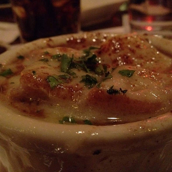 French Onion Soup - Not Your Average Joe's Watertown, Watertown, MA