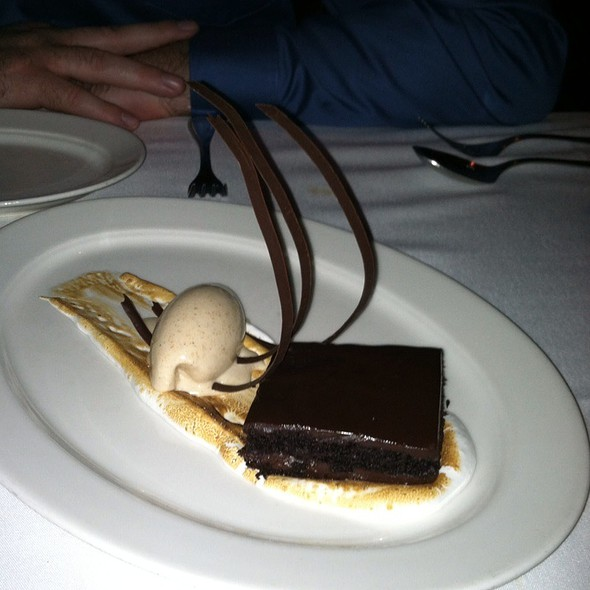 Dark Chocolate Torte - B&B Ristorante, Las Vegas, NV