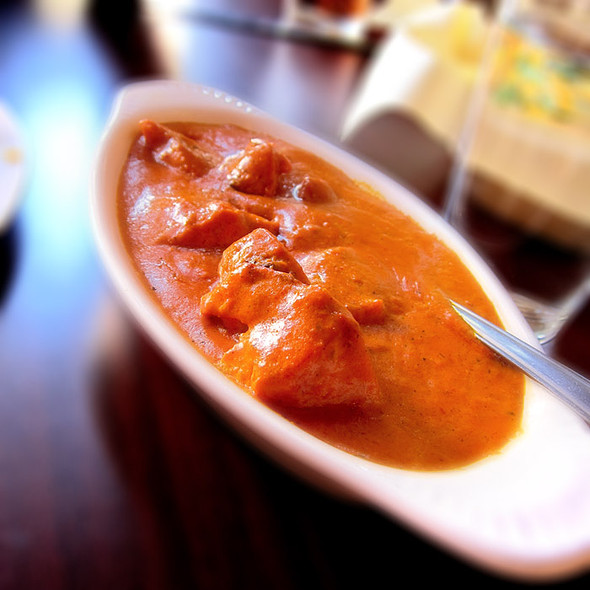 chicken tikka masala - Urban Curry, San Francisco, CA