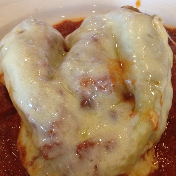 Stuffed Peppers - Angelo's Restaurant, Washington, PA