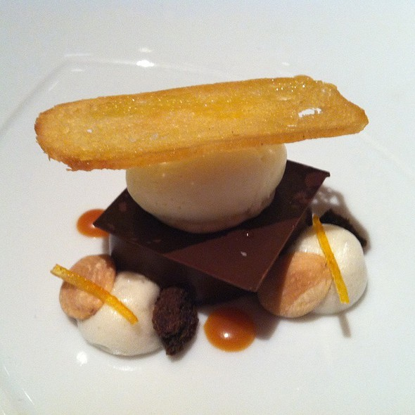 Gianduja Chocolate Dessert - Le Bernardin, New York, NY