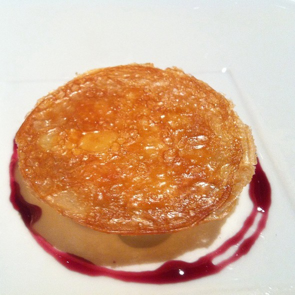 Carmel Apple Crisp - Le Bernardin, New York, NY
