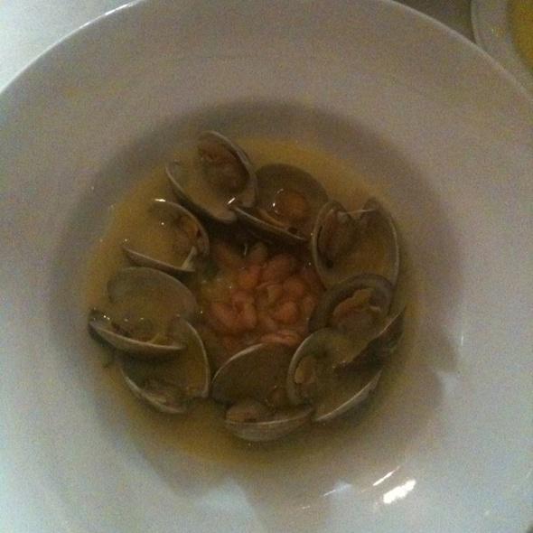 Clam And White Bean Soup - Antica Roma Trattoria Mozzarella Bar, Miami Beach, FL