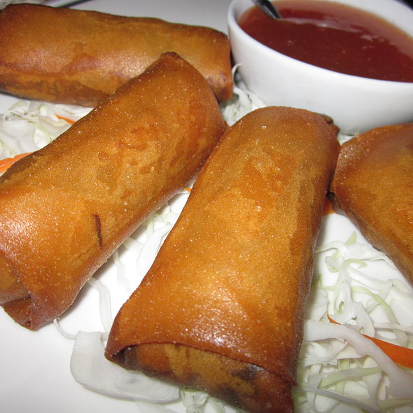 Melodia Signature Seafood Spring Rolls - Melodia Grill, Souderton, PA