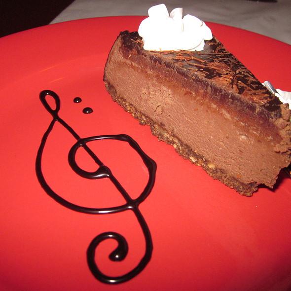 Chocoloate Cheesecake - Melodia Grill, Souderton, PA
