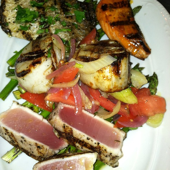 Mixed Grilled Seafood - Via 45, Red Bank, NJ