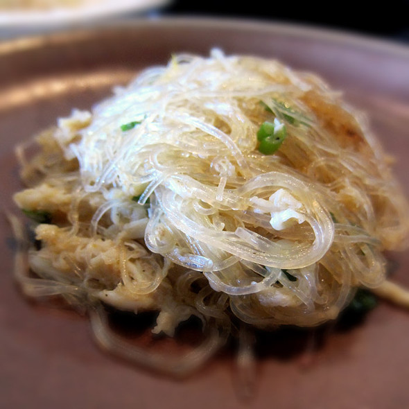 Crab with Cellophane Noodles - Slanted Door, San Francisco, CA