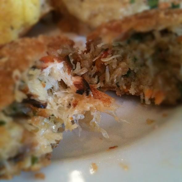 Crab Cakes - Tarpy's Roadhouse, Monterey, CA