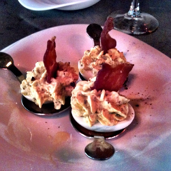 Deviled Eggs - An Urban Table, Prairie Village, KS