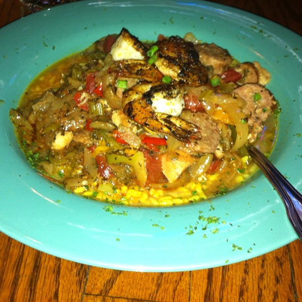 Jambalaya - Tony's Oyster Bar and Restaurant, Cary, NC