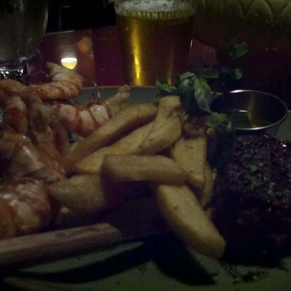 Filet And Shrimp  - The Warehouse, Marina Del Rey, CA
