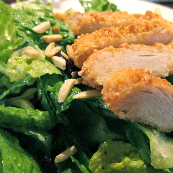 Almond Chicken Salad - 2nd Ave Grill, Saskatoon, SK