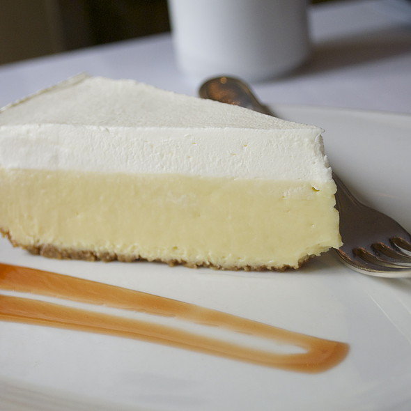 Key Lime Pie - The Sea Grill, New York, NY