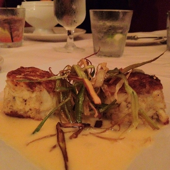 Crab Cakes - Back Burner Restaurant, Hockessin, DE