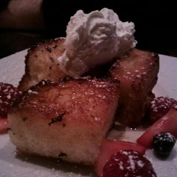 Challah French Toast With Berries - Cava Mezze - DC, Washington, DC