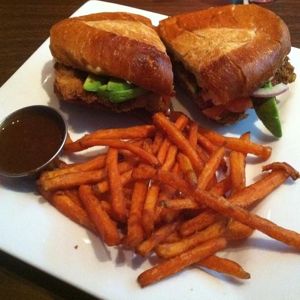 Milanesa Torta - Mago Grill & Cantina - Arlington Heights, Arlington Heights, IL