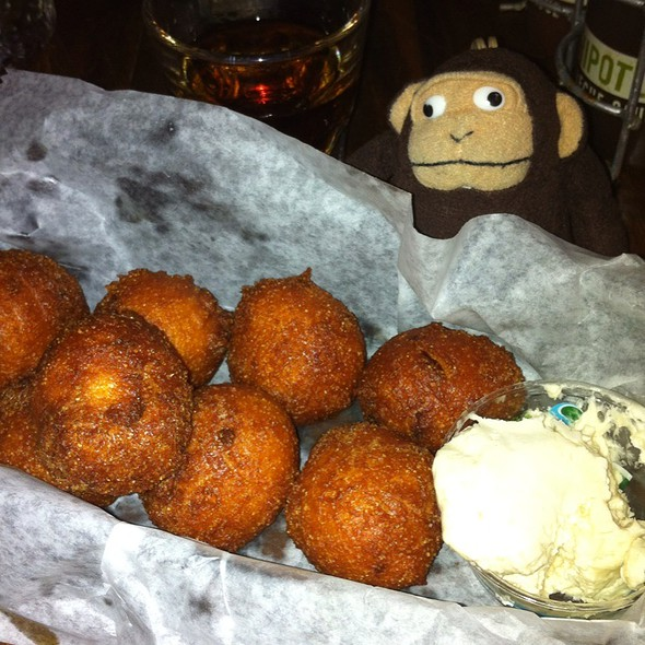 Hush Puppies - Brother Jimmy's - Union Square, New York, NY