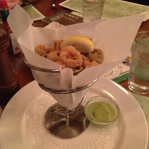 Fried Calamari - Harry's Seafood Grill, Wilmington, DE