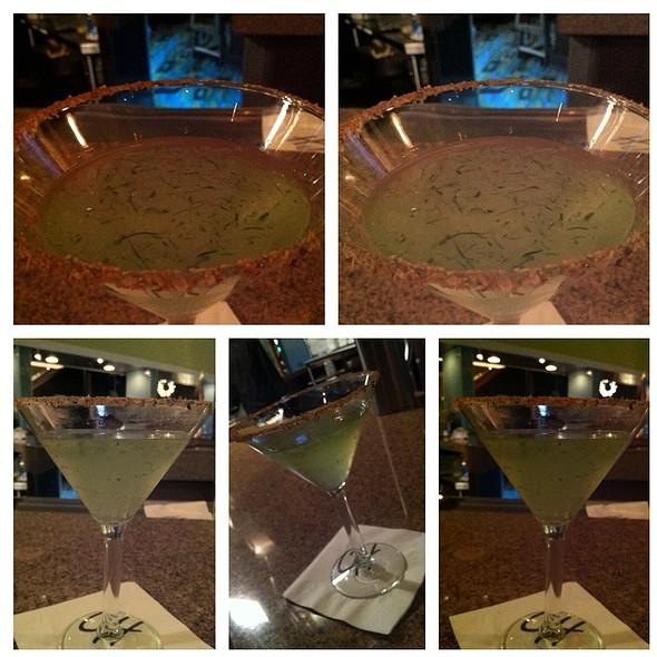 Martini - Chart House Restaurant - Alexandria, Alexandria, VA