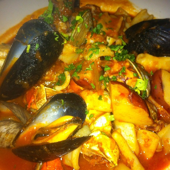 Ciuppin (Our Cioppino) - Fior D'Italia, San Francisco, CA