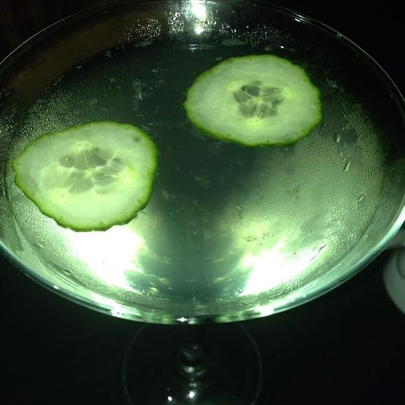 Zero Degrees Cocktail - Shari Sushi Lounge, Orlando, FL