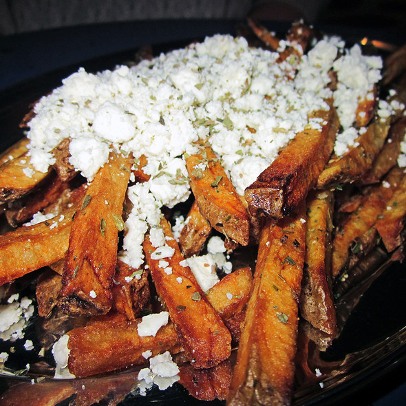 Greek Fries - Souvlaki GR - LES, New York, NY