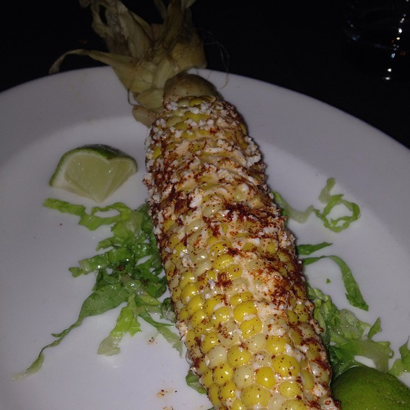Grilled Corn - Dos Caminos - SoHo, New York, NY