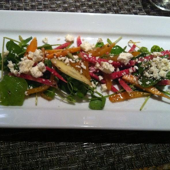 garden salad - Asador, Dallas, TX