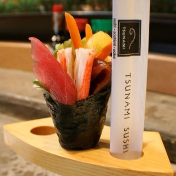 Make Your Own Sushi - Tsunami - Lafayette, Lafayette, LA