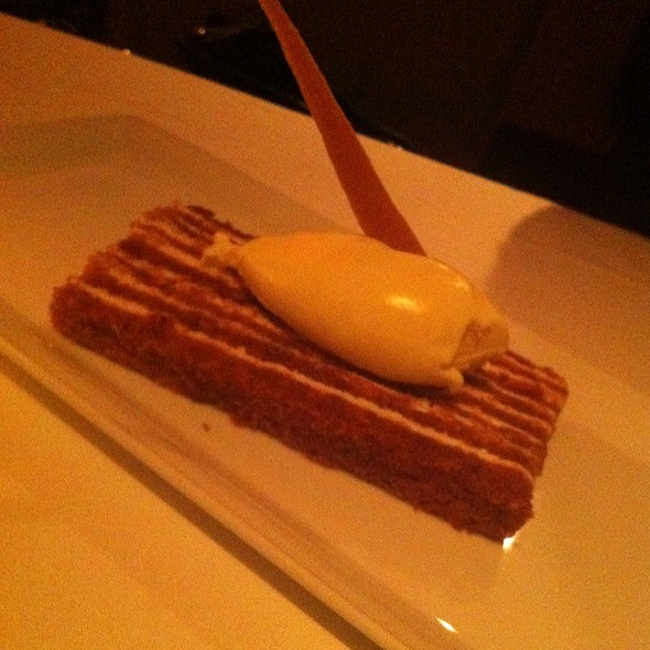 15 Layer Carrot Cake - The Source by Wolfgang Puck, Washington, DC