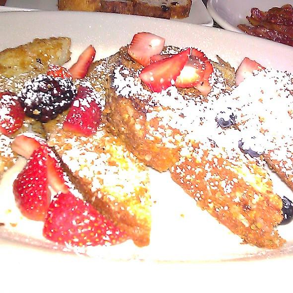 French Toast - Harry's Cafe and Steak, New York, NY