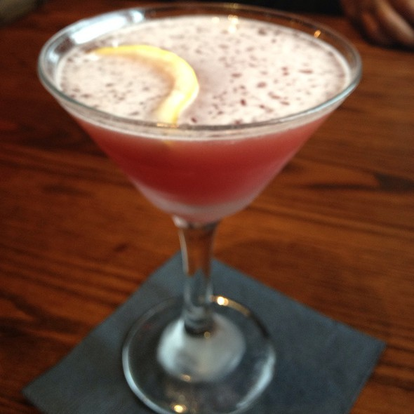 French Broad Martini - Red Stag Grill-Grand Bohemian Hotel Asheville, Asheville, NC