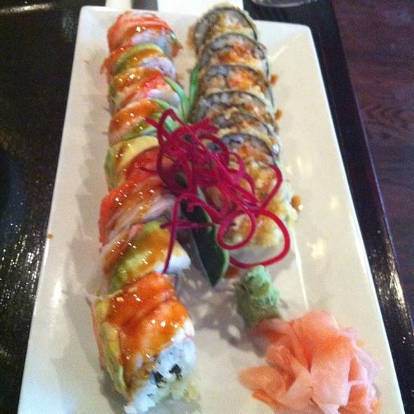 Best Sushi Rolls - Tasty Thai & Sushi, Charleston, SC