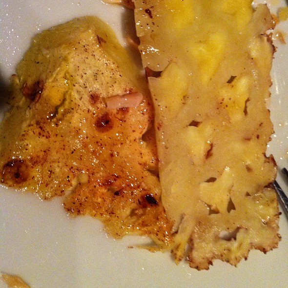 Grilled Pineapple - Copacabana Brazilian Steakhouse - Eglinton (Midtown), Toronto, ON