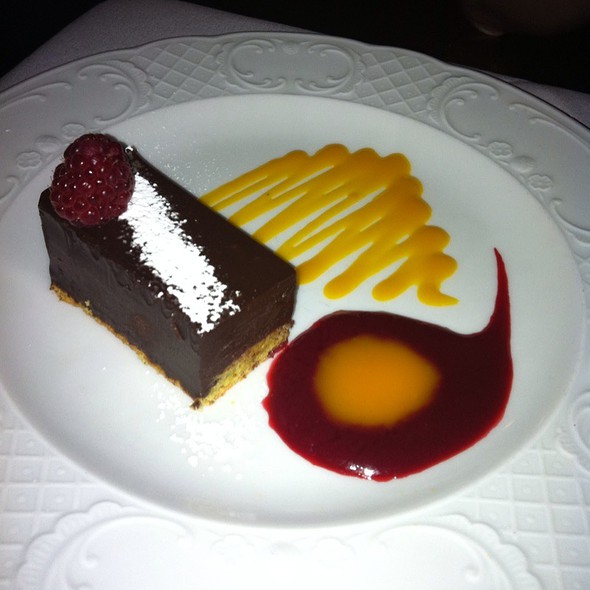 Chocolate - The Refectory Restaurant & Bistro, Columbus, OH