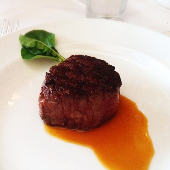 Filet Mignon - The Capital Grille - Buckhead, Atlanta, Atlanta, GA