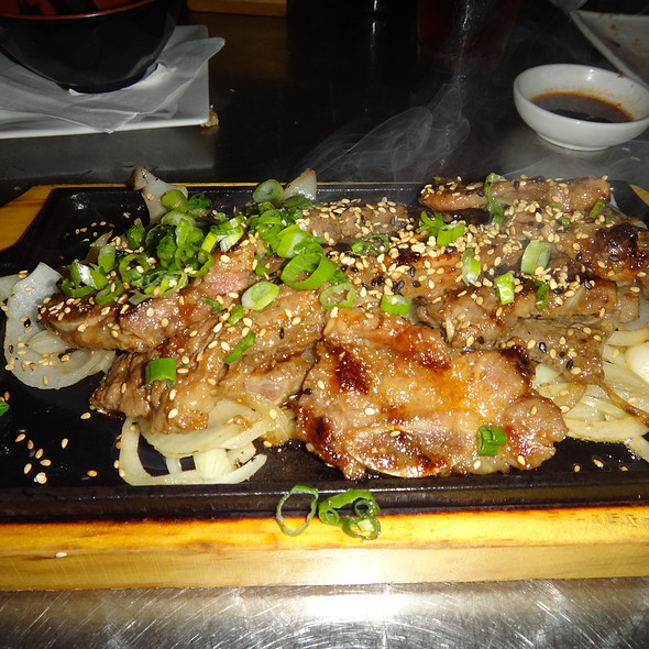Beef Short Ribs (Korean Style) - Seito Sushi - Baldwin Park, Winter Park, FL