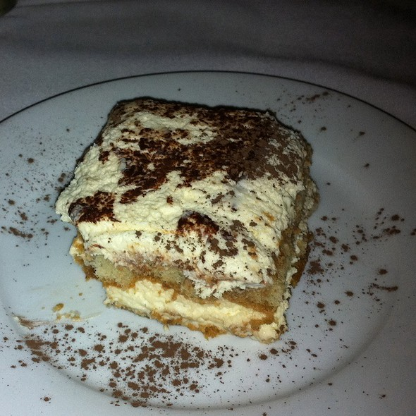 Tiramisu - Trattoria one41, Johns Creek, GA