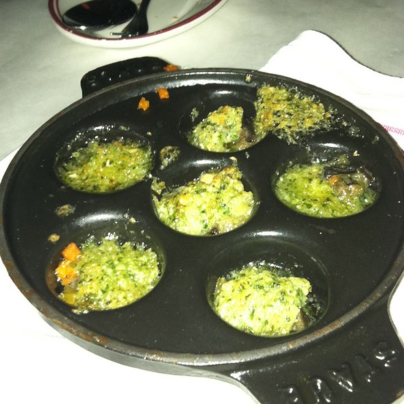 Escargot - Aquitaine Bis, Chestnut Hill, MA