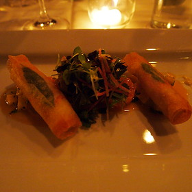 New Zealand Langoustines  - Troquet, Boston, MA