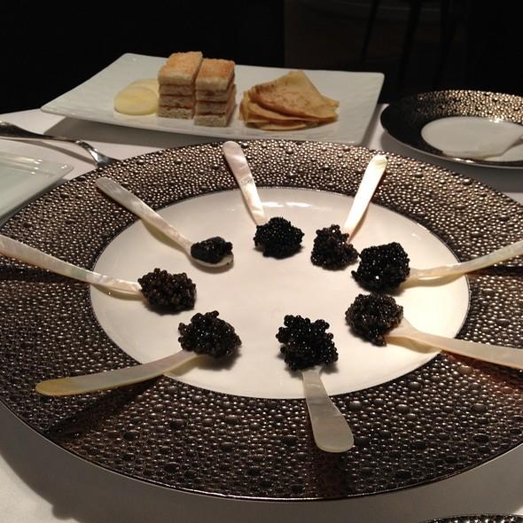 Caviar - Caviar Russe, New York, NY