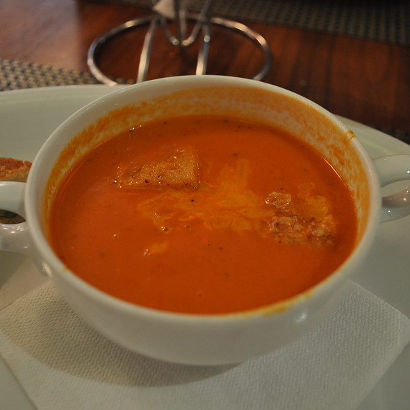 Tomato Soup - Cafeteria Boston, Boston, MA