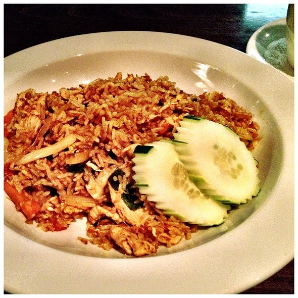 Tom Yum Fried Rice - Thai Select, New York, NY