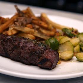 Grilled Bistro Steak - Franco, St. Louis, MO