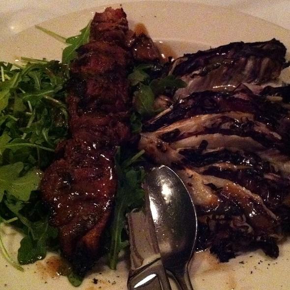 Chicken Livers With Bacon - Ristorante Milano, San Francisco, CA