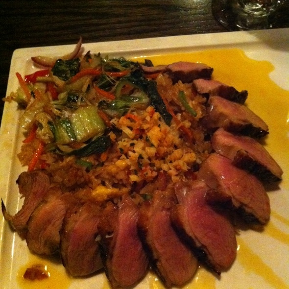 Duck Chinoise - Ginger, Anchorage, AK