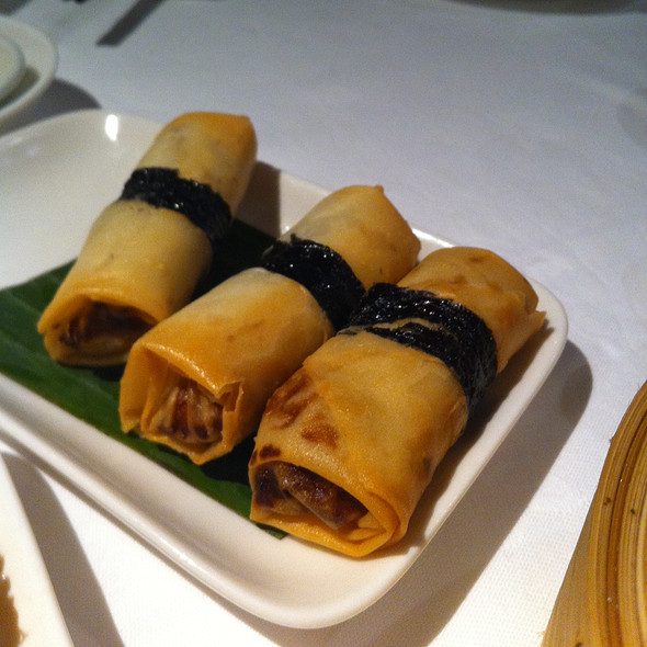 Duck Spring Rolls - Pearl Liang, London