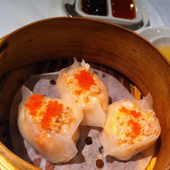 King Crab Dumplings - Pearl Liang, London