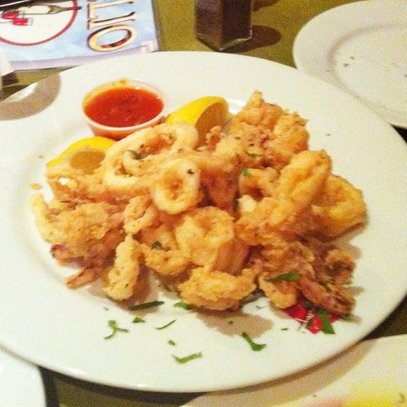 Fried Calamari - Telio, New York, NY